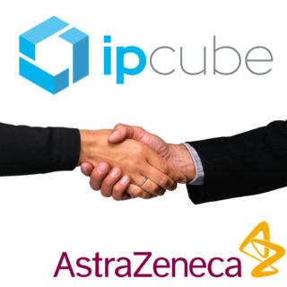 Ipcube est fier de s'associer à AstraZeneca !