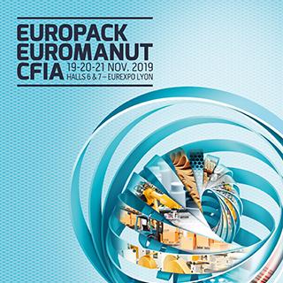 Ipcube sera présent à EUROPACK du 19, 20 et 21 novembre 2019 HALL 7 – Stand N54.S53