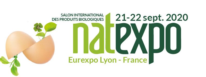 Salon Natexpo Lyon 2020